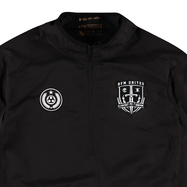 BFM UNITED AWAY BLACK SPORT JACKET
