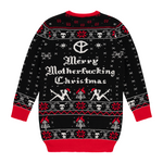 !SALE! YELLOW CLAW CHRISTMAS SWEATER DRESS