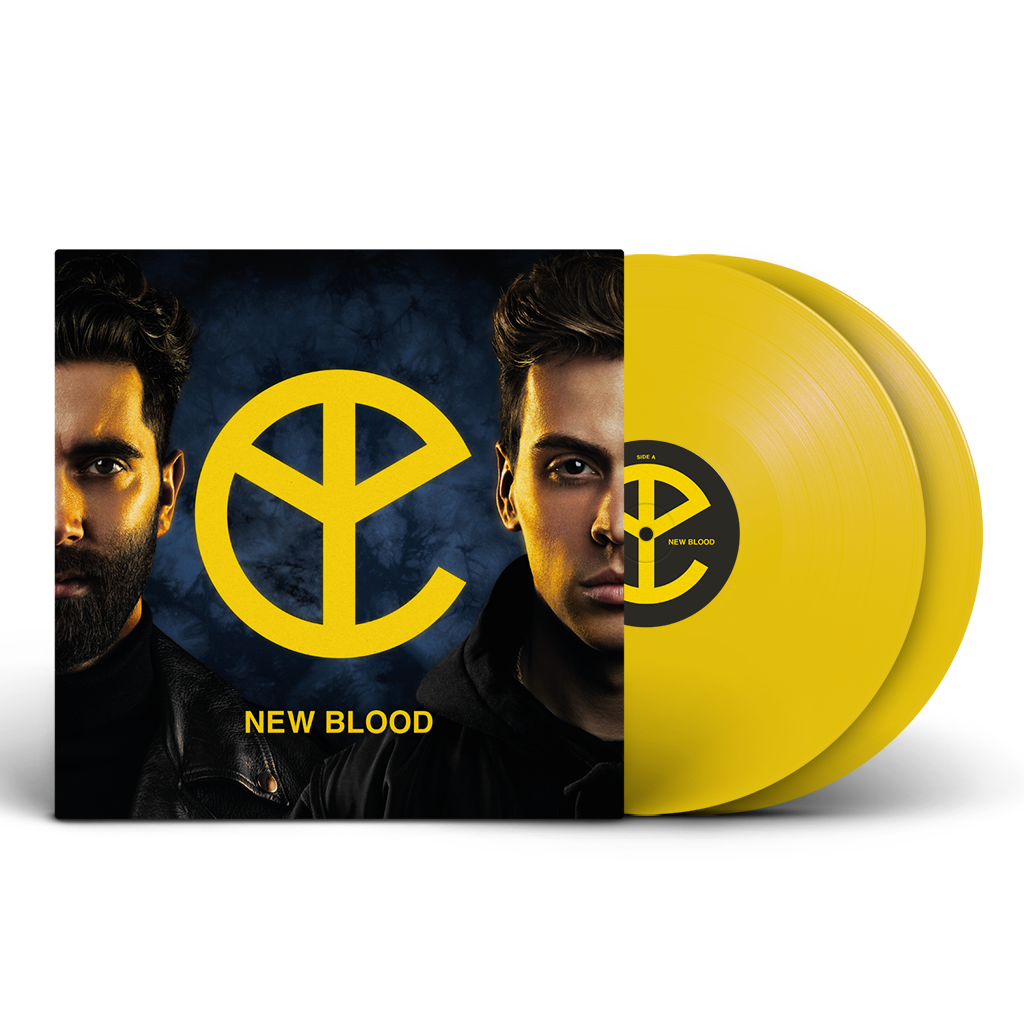 NEW BLOOD VINYL RECORD