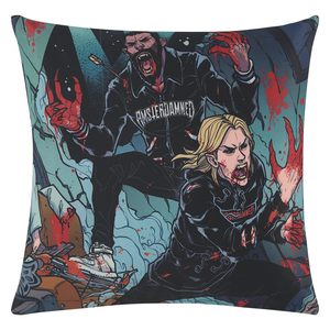 AMSTERDAMNED PILLOW SLEEVE