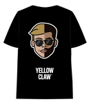 !SALE! YELLOW CLAW FACE TEE
