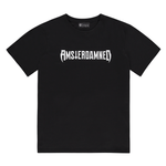 !SALE! AMSTERDAMNED LOGO TEE