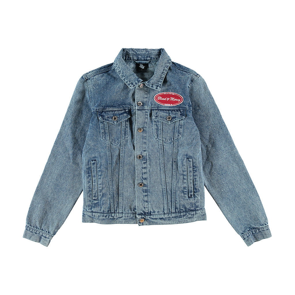 BFM TRUCKER JEANS JACKET