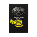 !SALE! YELLOW CLAW WORLD TOUR PIN SET