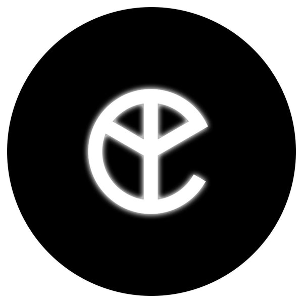 YELLOW CLAW GLOWING MACBOOK DECAL