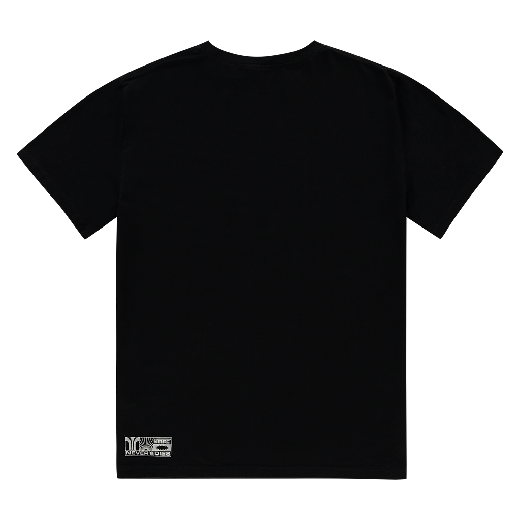 NEVER DIES BLACK YC TEE