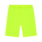 NEVER DIES YMFC NEON CYCLE SHORTS