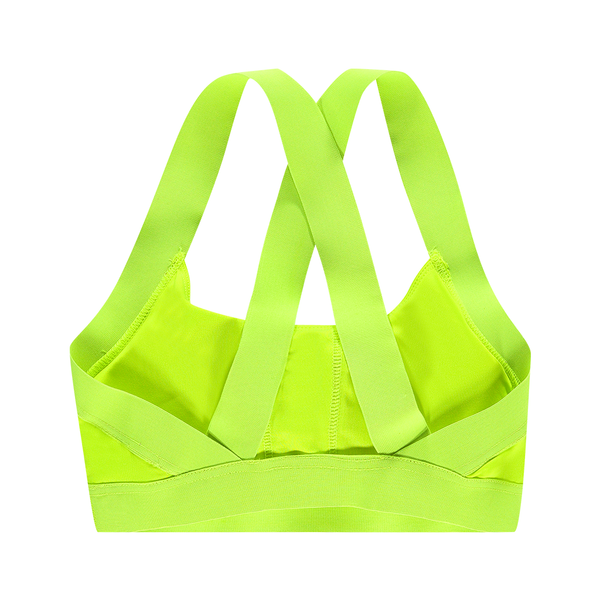 !SALE! NEVER DIES YMFC NEON SPORTS BRA