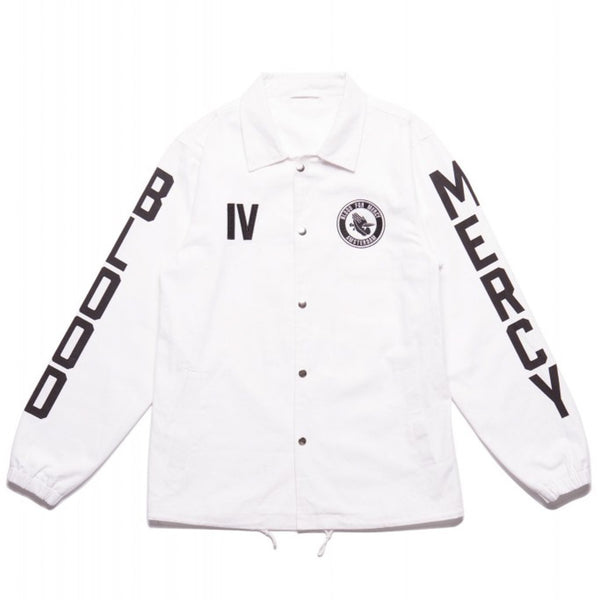 BFM WHITE COACH JACKET