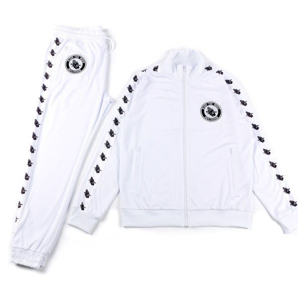 BFM WHITE TRACKSUIT