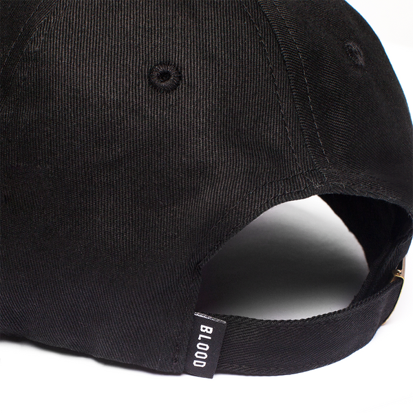 BFM BLACK TNB POLO CAP