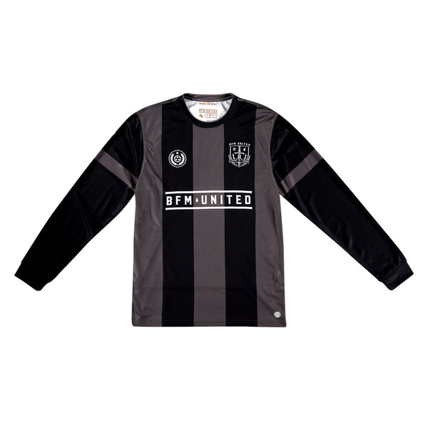 BFM UNITED AWAY BLACK LONGSLEEVE