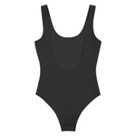 AMSTERDAMNED BLACK BATHING SUIT