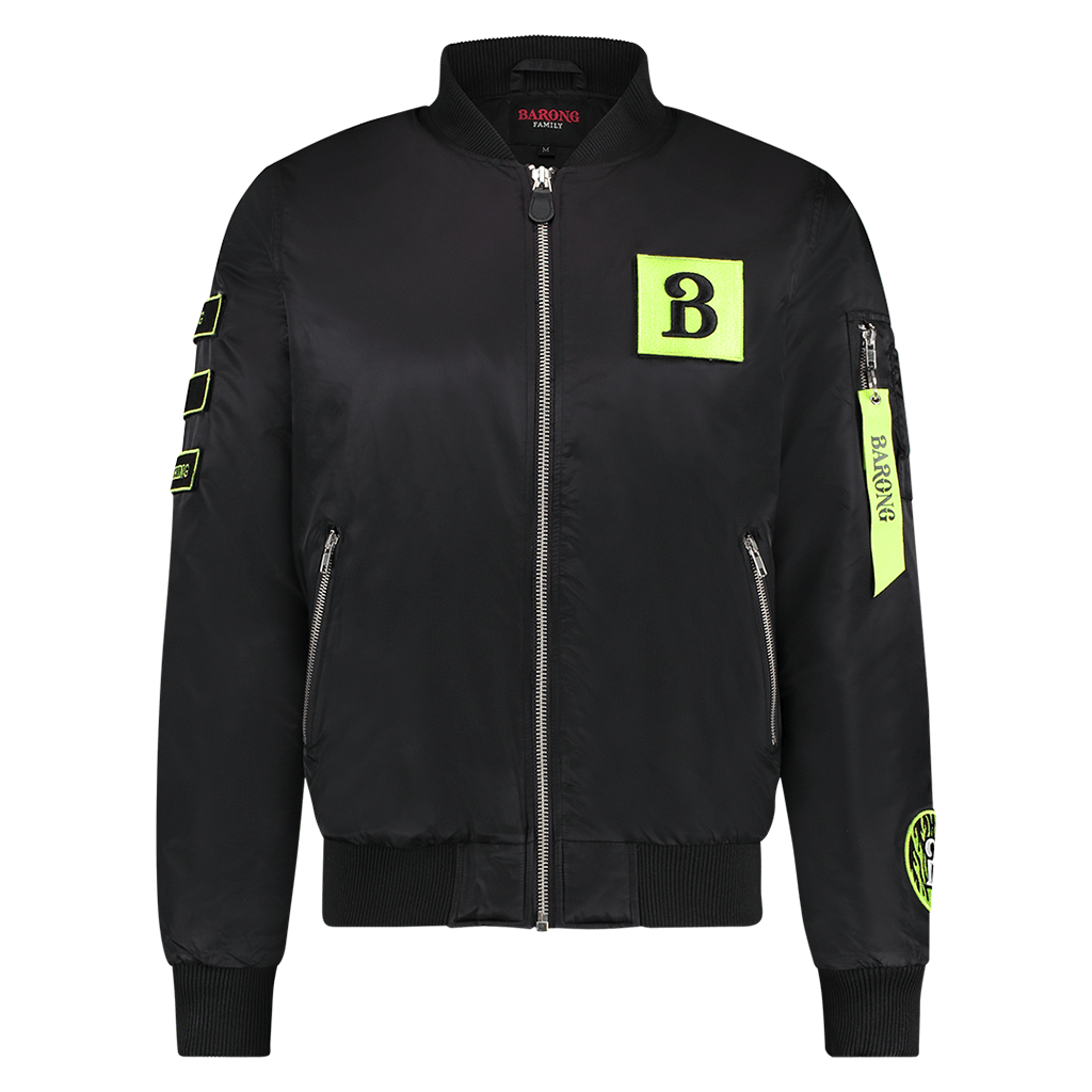 !SALE! BARONG FAMILY TOXIC BOMBER JACKET