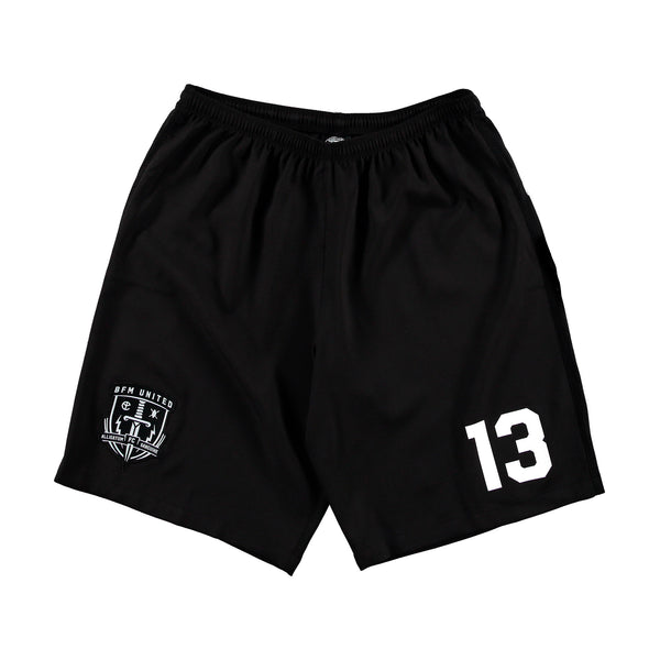 BFM UNITED AWAY BLACK SHORT