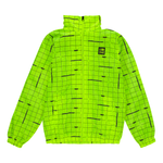 NEVER DIES NEON WINDBREAKER