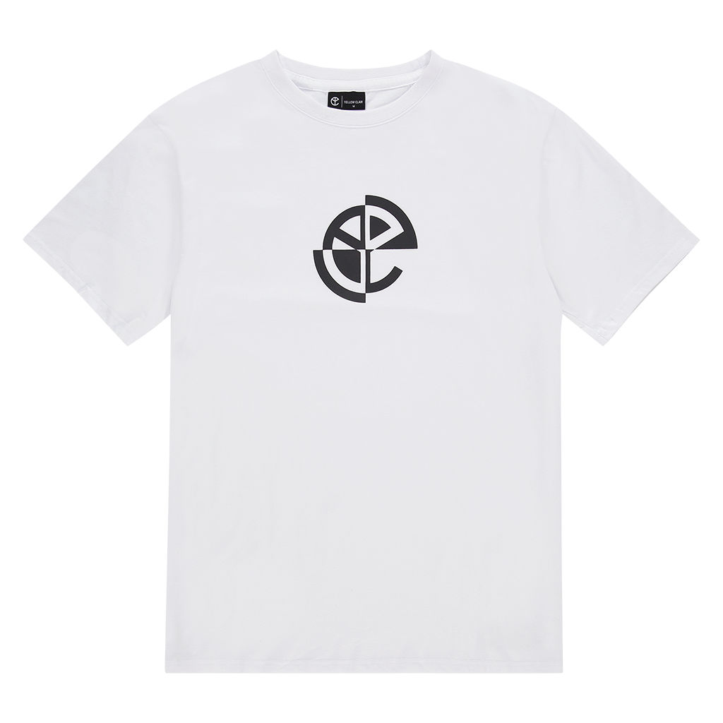 !SALE! NEVER DIES WHITE LOGO TEE