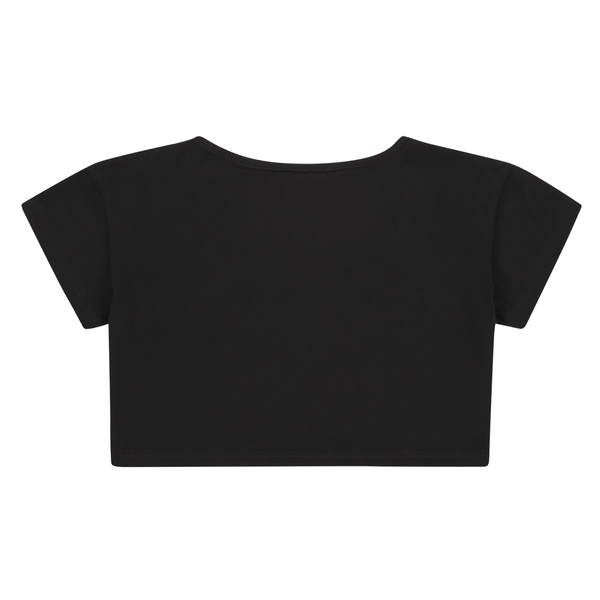 AMSTERDAMNED LOGO CROP TOP