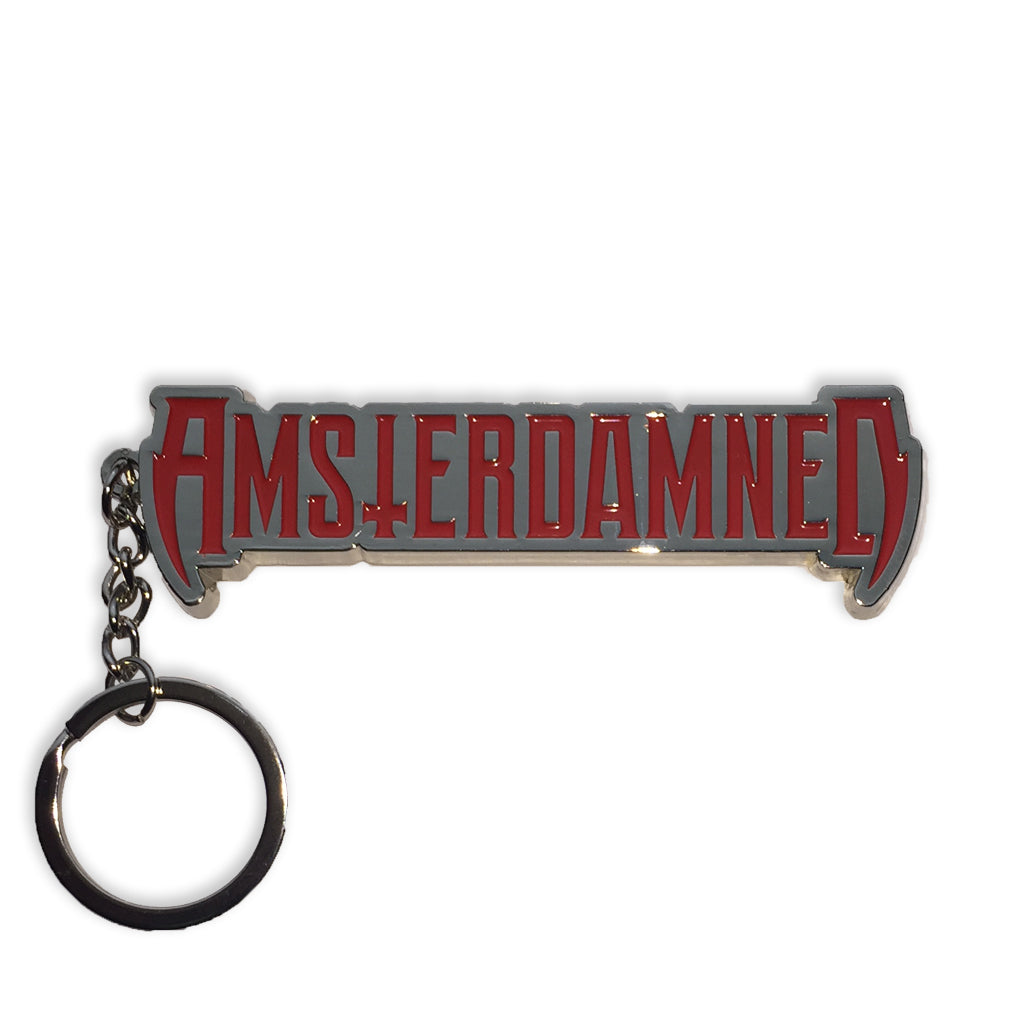 AMSTERDAMNED KEY CHAIN