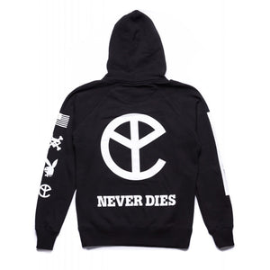 THAT YELLOW CLAW NEVER DIES HOODIE