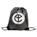 YELLOW CLAW DRAWSTRING BAG