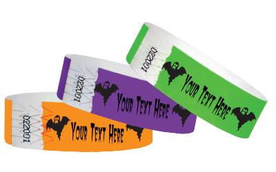 Ghoulish Delights- Halloween Wristbands