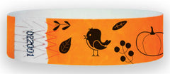 Fall Tyvek Wristbands