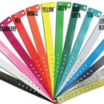 Wristband Color Assortments