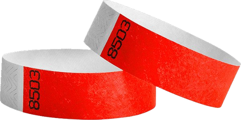 Duplicate wristbands for schools.