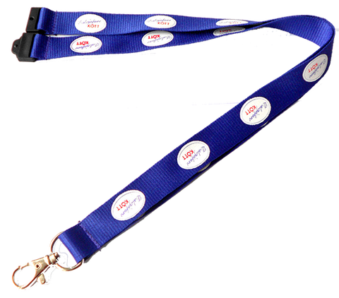 Lanyards for events.