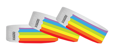 Pride Wristbands for Events!