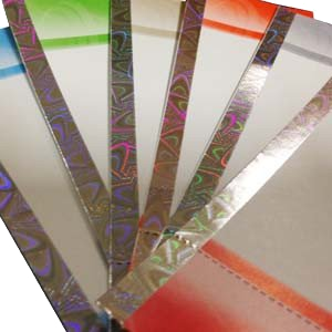 Thermal Hologram Strip