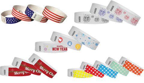 Wristbands with Designs