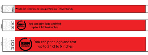 Wristbands For Printing