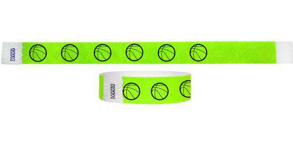 3/4 Basketball Wristbands