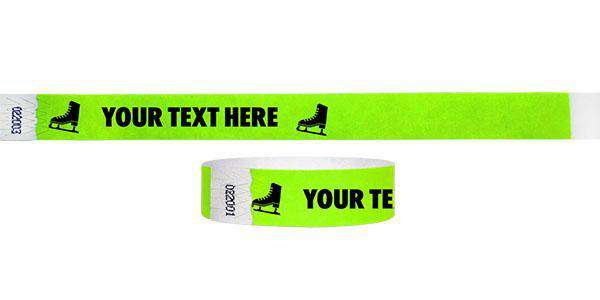 3/4 Ice Skating Wristbands