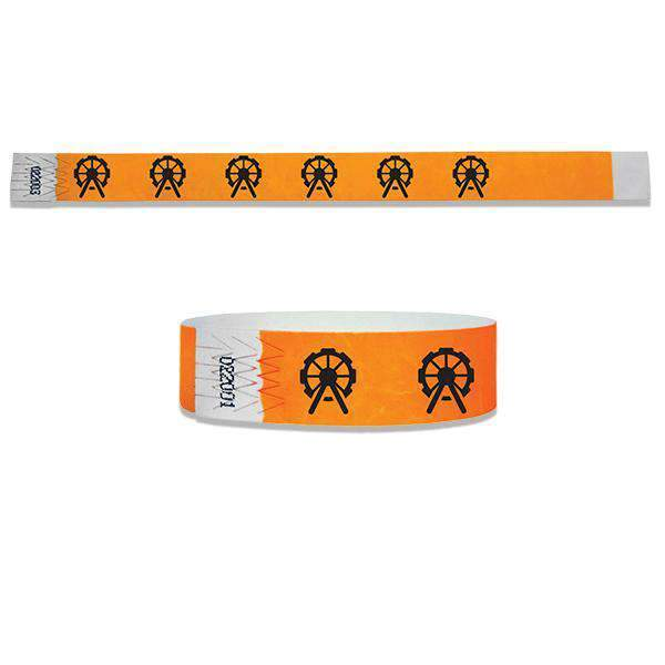 3/4 Ferris Wheel Wristbands