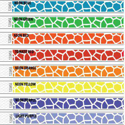 Wristbands for zoos. Giraffe Design Wrist band.