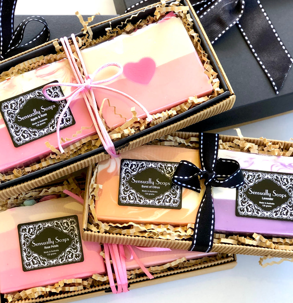 Twin Soap Gift Box