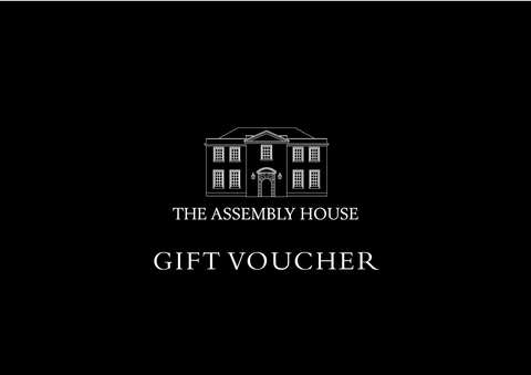 The Assembly House gift voucher