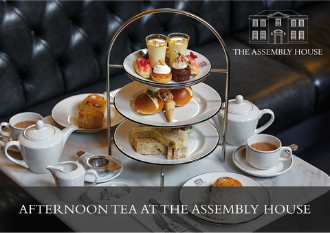 Afternoon Tea at The Assembly House