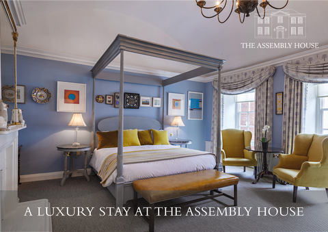 A luxury stay at The Assembly House