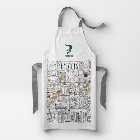 Byfords apron - New range!