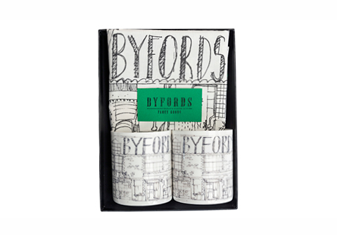 Byfords Compilation Gift Set