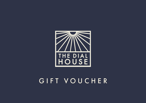 The Dial House gift voucher