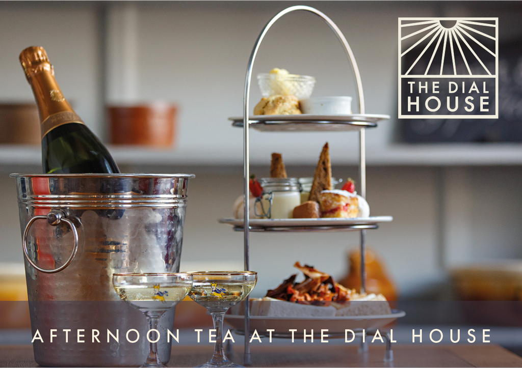 Afternoon Tea at The Dial House