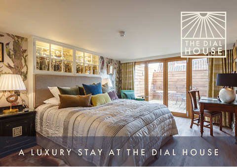 A luxury stay at The Dial House