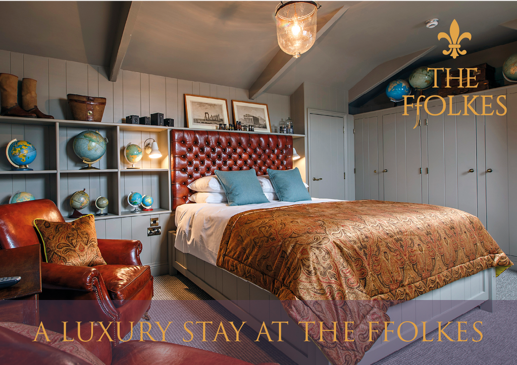 A luxury stay at The Ffolkes