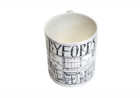 Byfords Mug