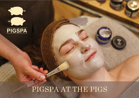 Half-day spa experience at PIGSPA